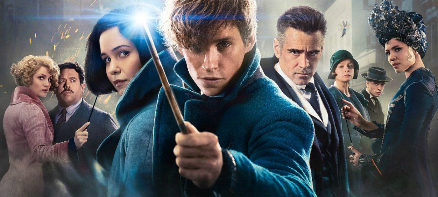 Фантастические твари и где они обитают - Рецензия на фильм Фантастические твари и где они обитают плюс трейлер 2018 на русском