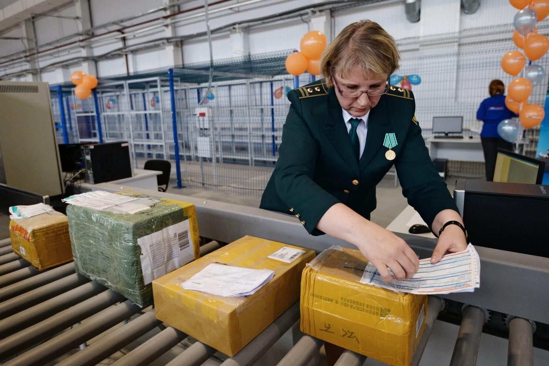 Лимит на международные посылки