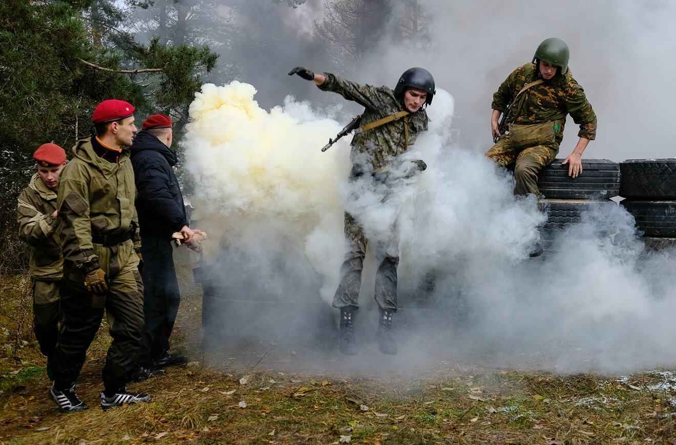 День спецназа ВВ МВД Беларуси
