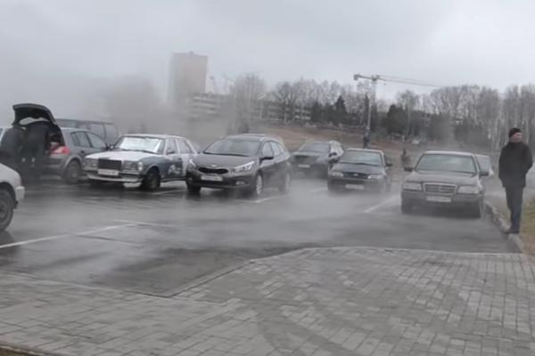 Прорвало трубу с горячей водой Сухарево