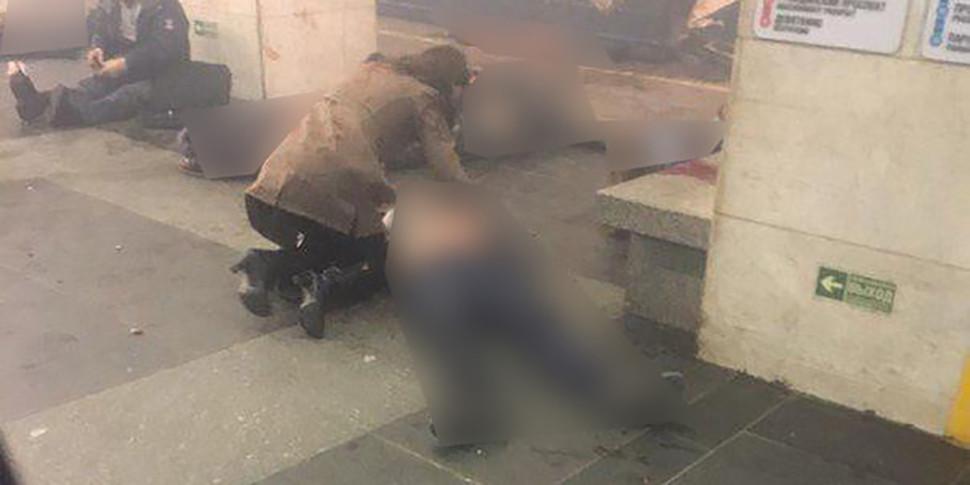 Террористический акт в Санкт-Петербурге: пострадал белорус