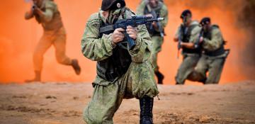 Акция ко Дню морской пехоты