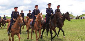 Белорусские казаки