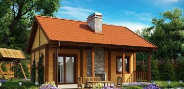 Каркасные дома от кампании belhouse