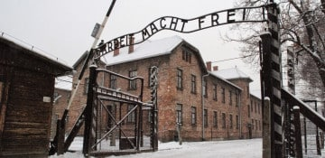 Концлагерь Освенцим (Auschwitz-Birkenau)