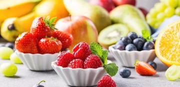 8 самых полезных ягод и фруктов